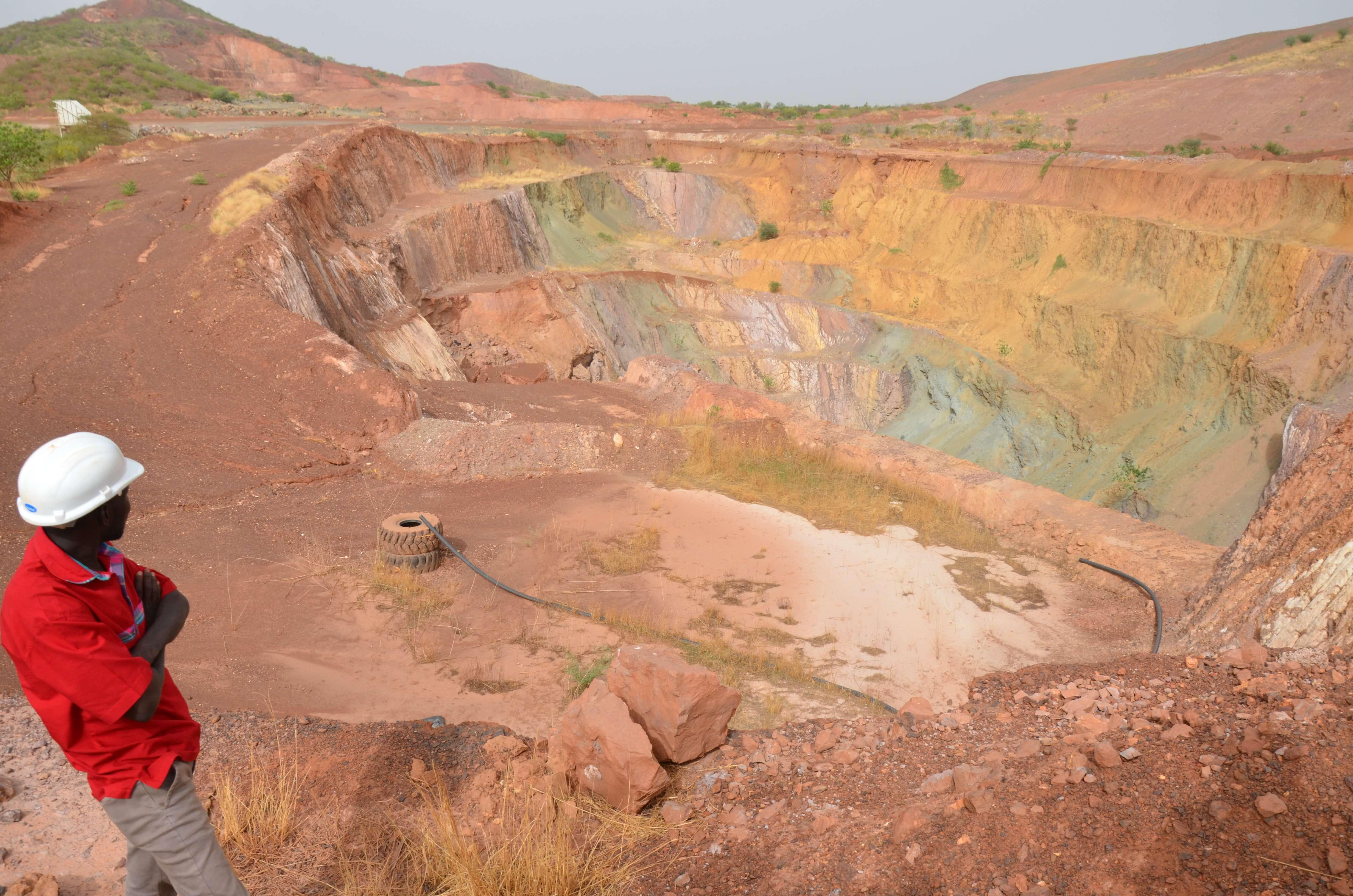 Goldmine Burkina Faso Konzernverantwortungsinitiative