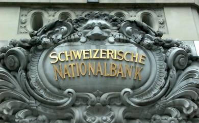 Schweizerische Nationalbank Eingang
