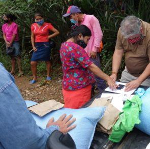 Nothilfe Guatemala Alta Verapaz: Registration