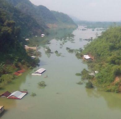 Überschwemmungen Guatemala 2020